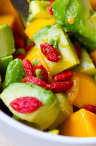 Goji Berry fruits